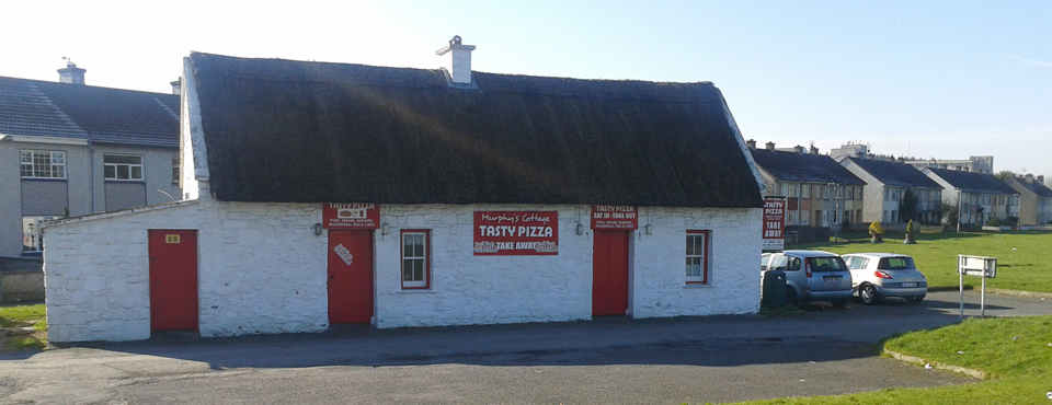 Traditional Irish Pizza Hut