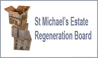 St Michaels Estae Regen Board