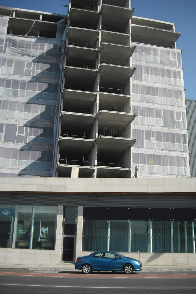 Unfinished Building 2 Sandyford 2011